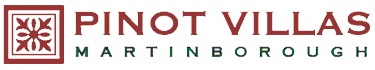 Pinot Villas Martinborough Logo