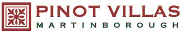 Pinot Villas Martinborough Logo